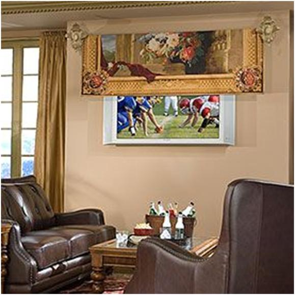 We Can Frame It With Picture Molding And Several Ideas On That Mentality To Give You A More Finished Look The Wall Without Really Covering