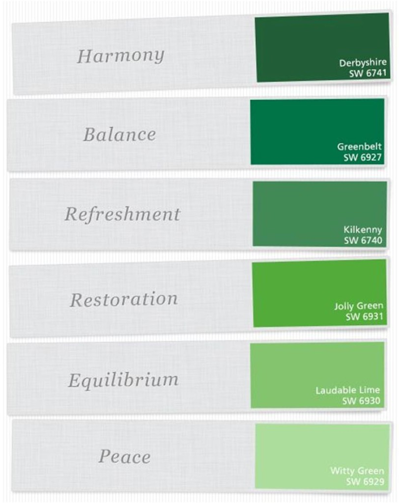 Green Paint Colors. 100 Paint Colors Green Valspar We Can
