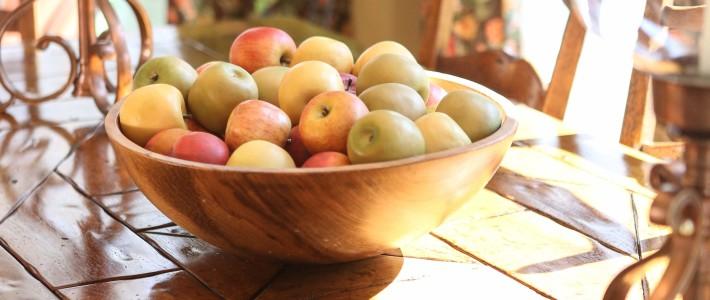 Freshen Up with Fruit